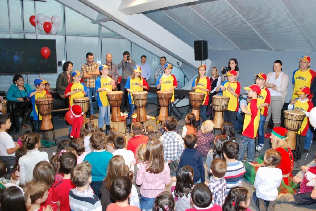 I love MUSIC – Spectacole cu copiii din trupa Corporeanima