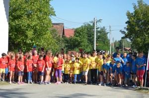 I love SPORT – Cursă de alergare montană pentru copii, 28 august – Maratonul Dacilor