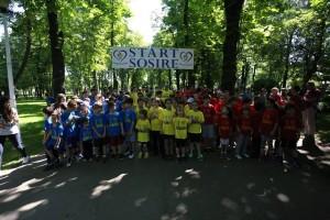 Jocurile cartierului – ediția a VII a – 28 mai 2016, Parcul Bazilescu