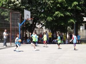 Cupa Bucureștii Noi la Streetball (baschet 3×3) – ediția I