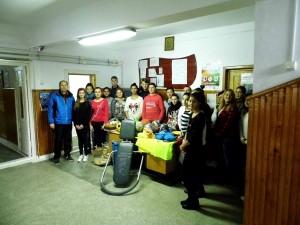 Echipamente pentru sport pentru Liceul Tehnologic din Târgu Ocna