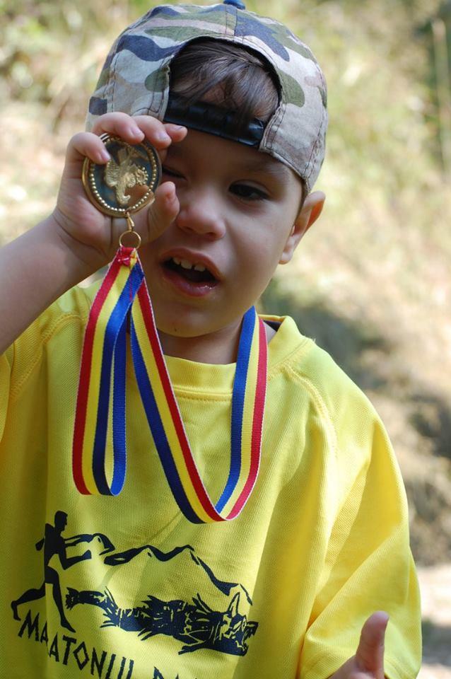 Cursa copiilor – Maratonul Dacilor – 25 august 2017 – ediția a IV a